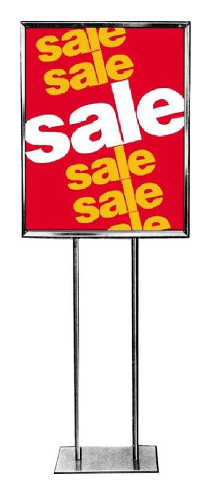 Sale Poster Floor Stand Sign 22 x 28