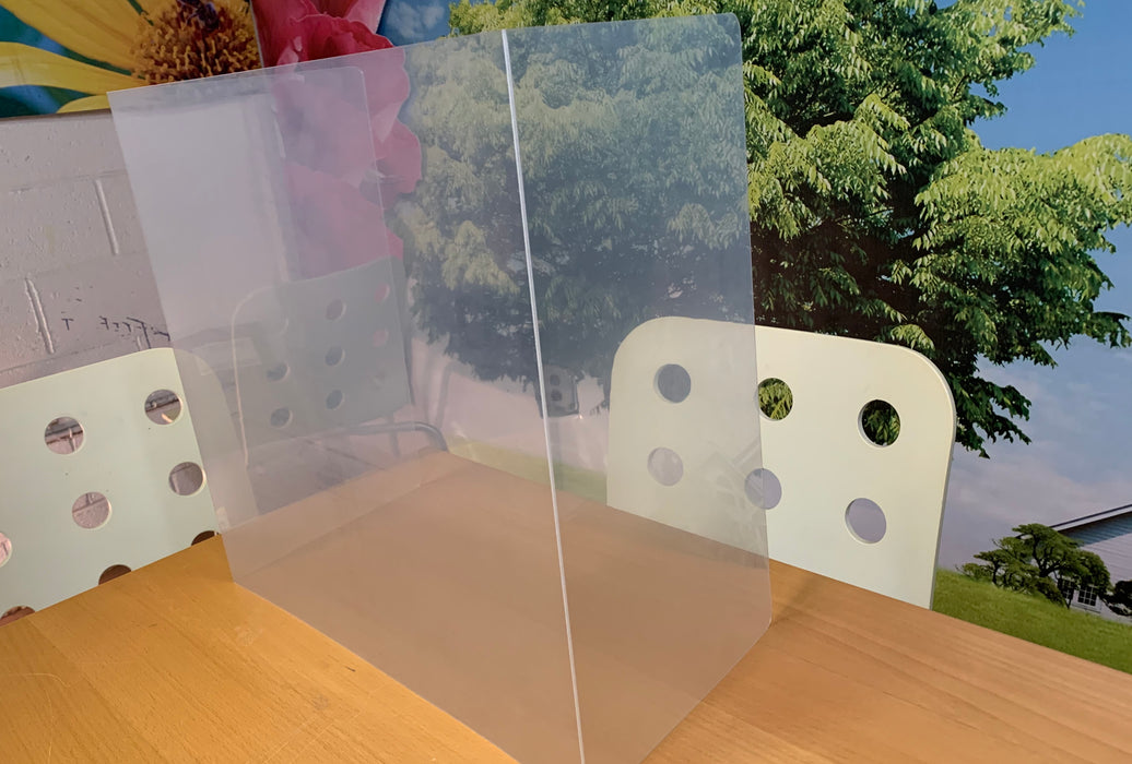 Desk Shields for Schools & Educational Environments-100 pieces