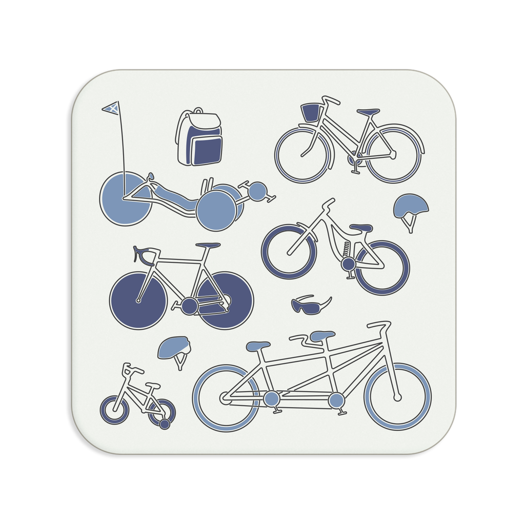 Cycling coaster