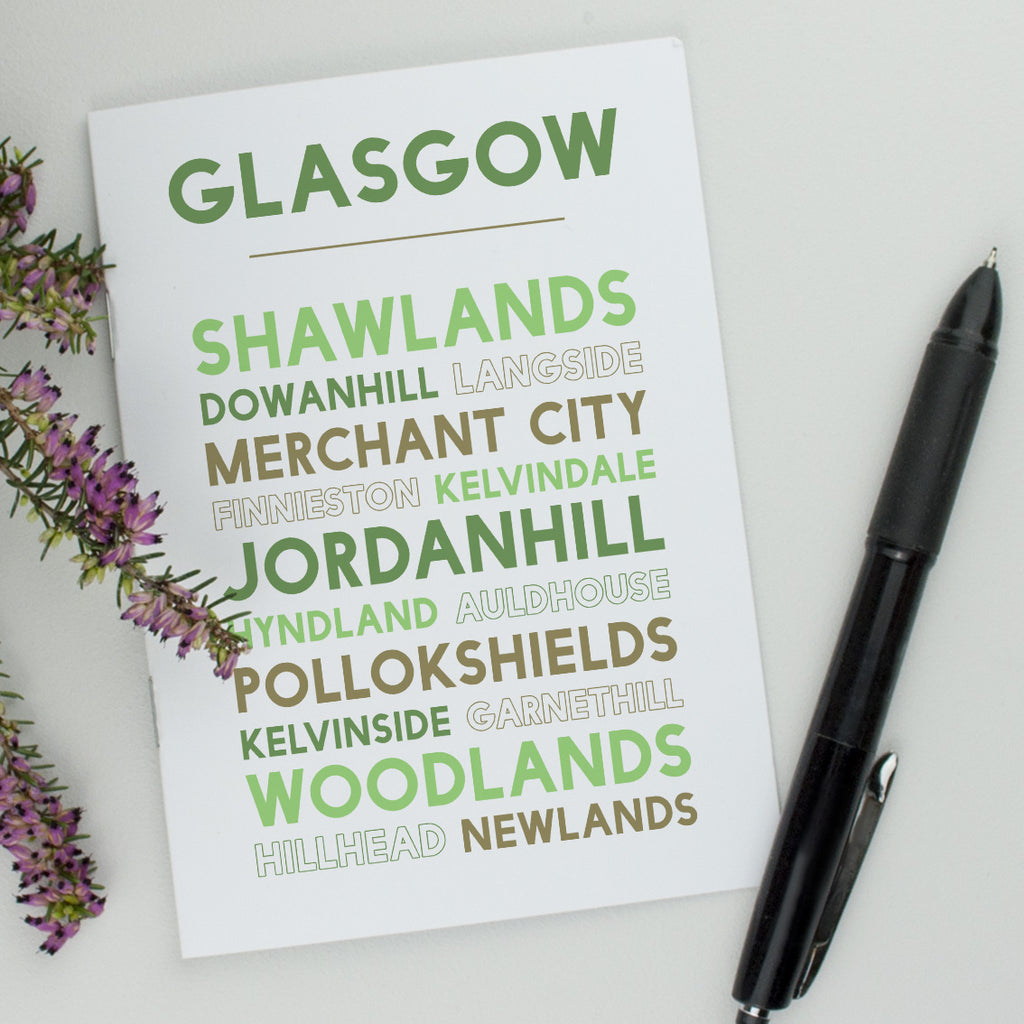 Glasgow notebook