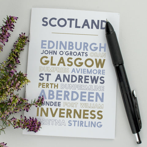 Scotland Notebook