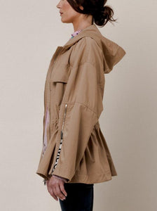 Stella McCartney Hooded Trench