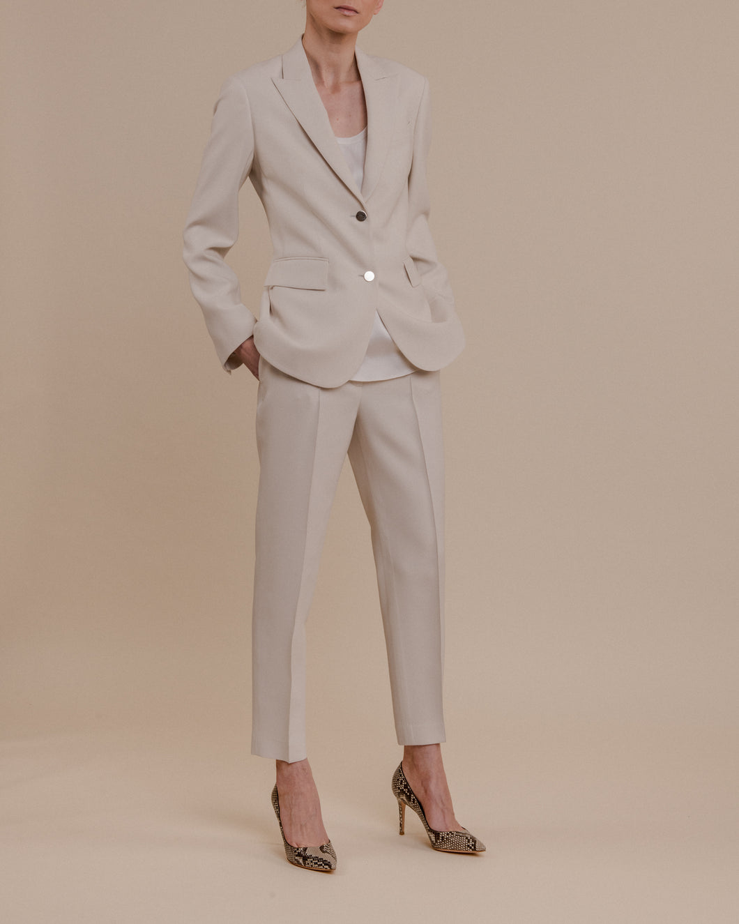 Loro Piana Suit Pants