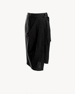 Brunello Cucinelli Wrap Skirt