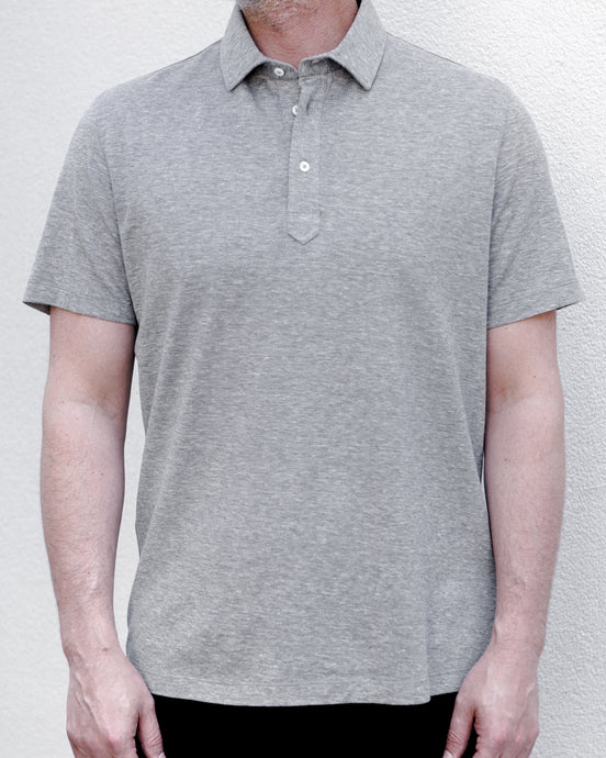 Brunello Linen Polo