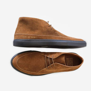Robert Geller moccasin boot