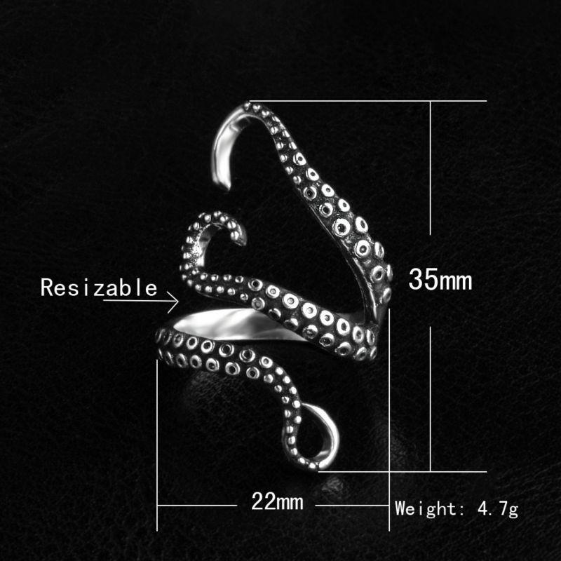 kraken ring features