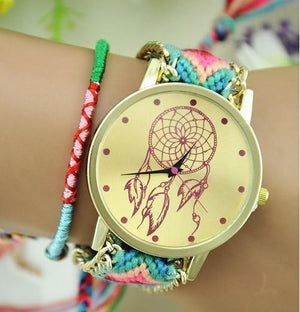 Native American Dreamcatcher Watch