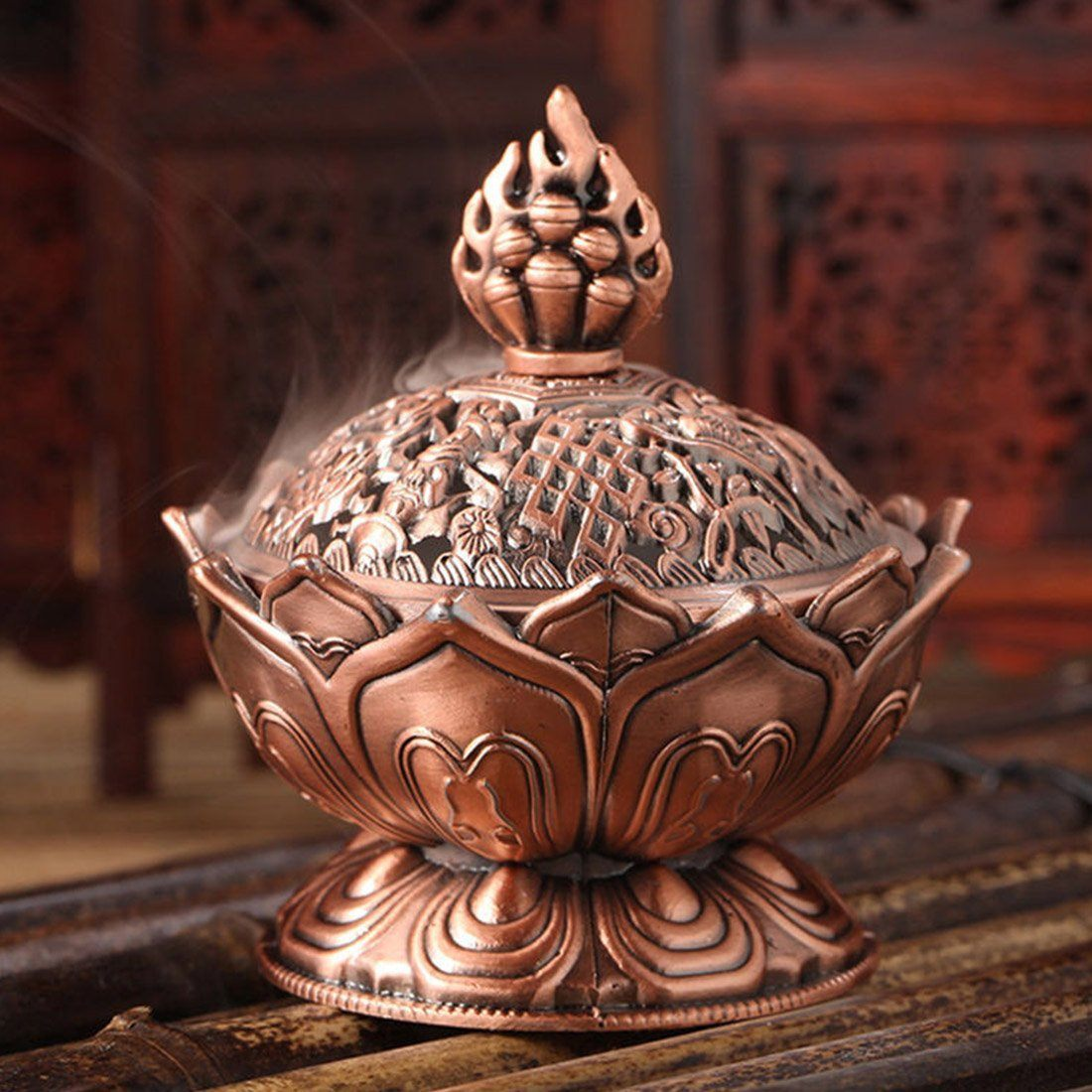 Healing Tibetan Incense Burner