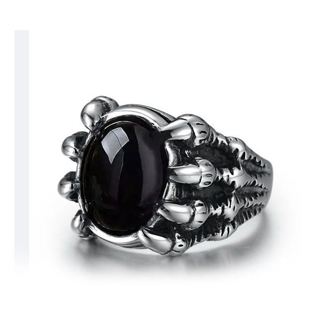 blood claw ring black