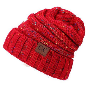 Knitted Practical Beanie