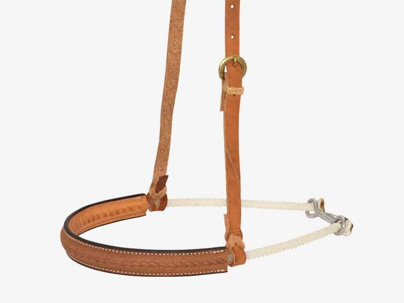 1'' Single Rope Noseband