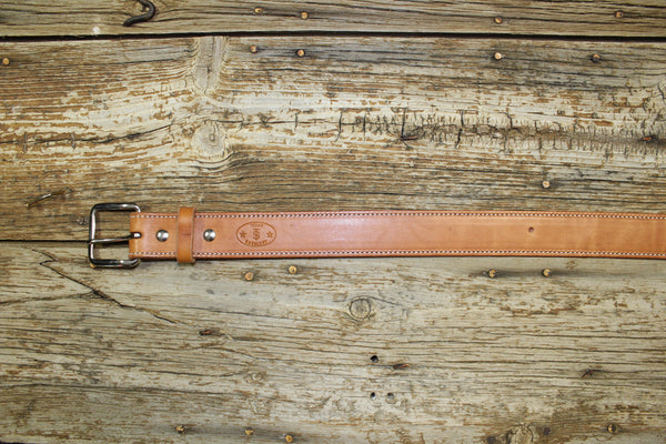 Bargain Barn - Golden Harness Belt