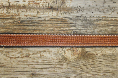 Bargain Barn - Spider Tan Spider Tapered Belt