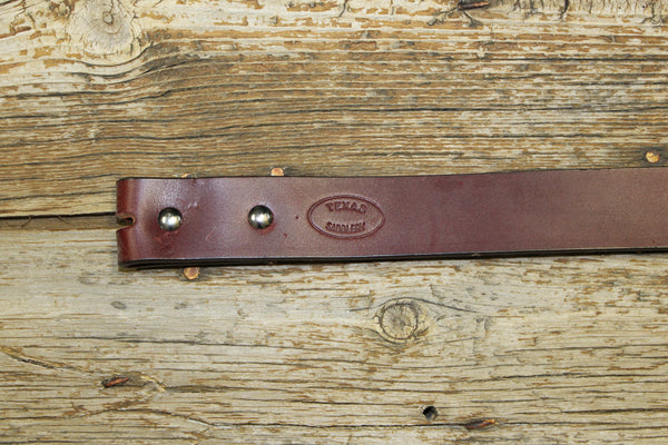 Bargain Barn - Burgundy Belt