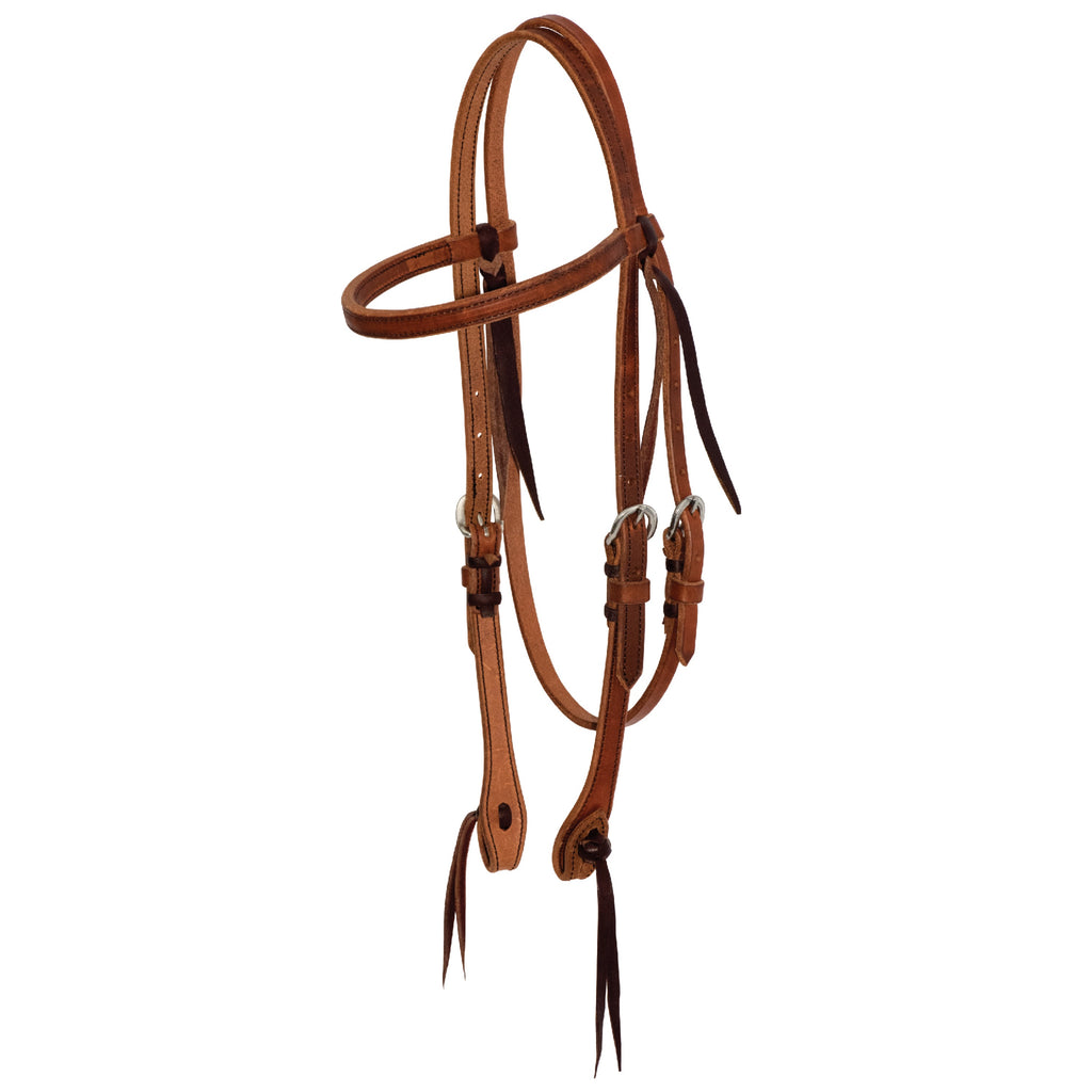Browband Headstall with Buckle