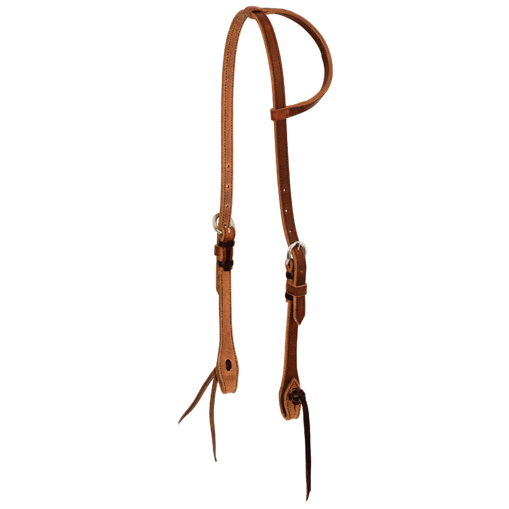 Headstall Single Ear Cowboy Knot Harness