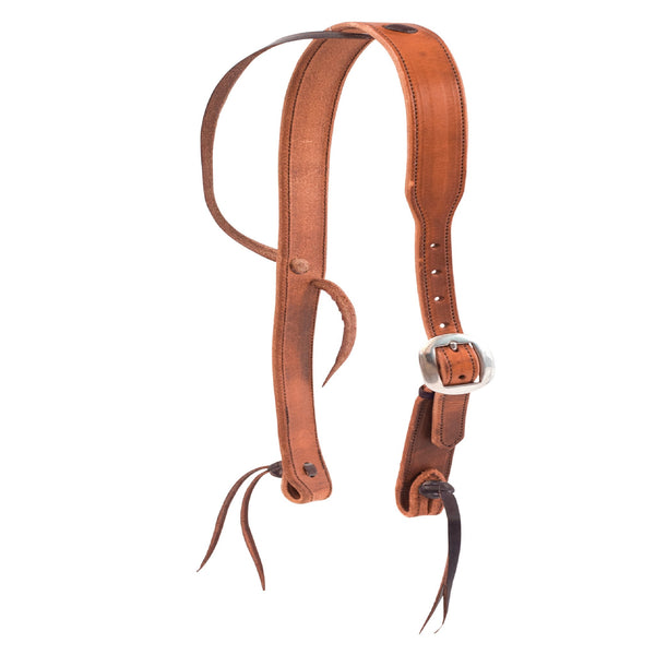 1-1/4'' Harness Cowboy Knot Ear Headstall
