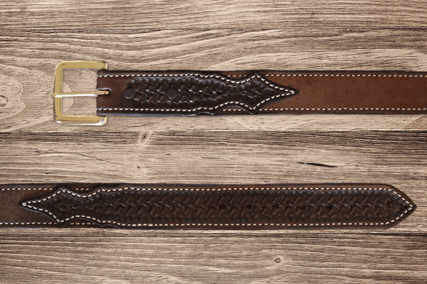 Bargain Barn- Chocolate Spider Combo Belt