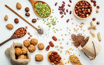 Best Nuts & Seeds for Protein