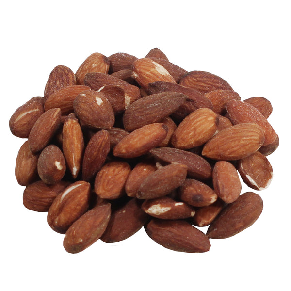 Roasted, No Salt Almonds – 1lb bag
