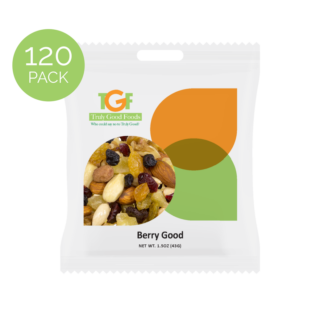 Berry Good – 120 pack, 1.5oz mini snack bags