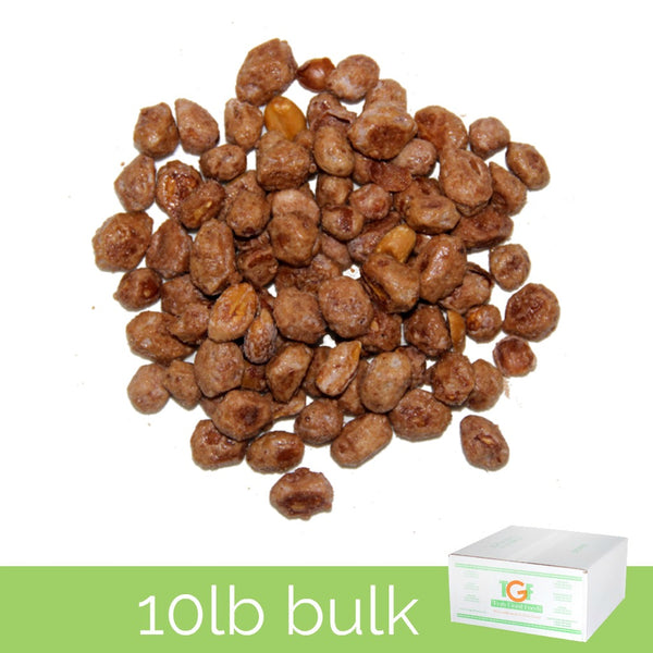 Butter Toasted Peanuts – 10lb box