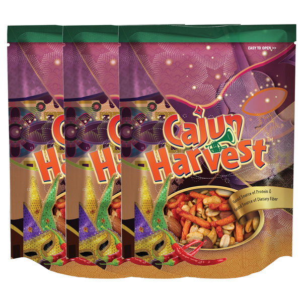 Cajun Harvest™ – 3 Pack, 4oz SUR bags