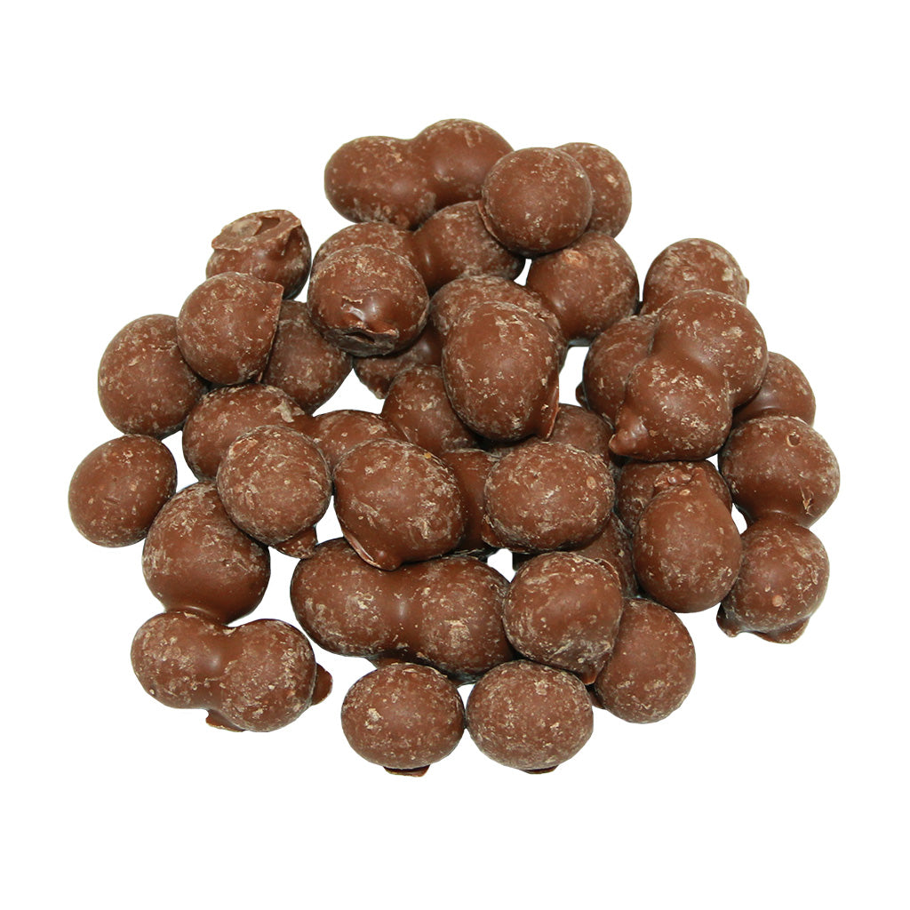 Double Dipped Chocolate Peanuts – 1lb