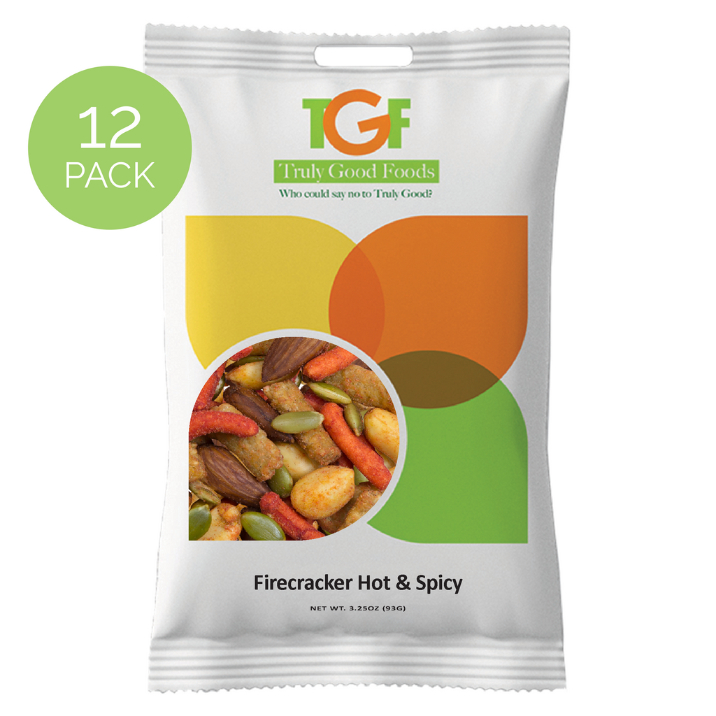 Firecracker Hot & Spicy® – 12 pack, 3.25oz snack bags