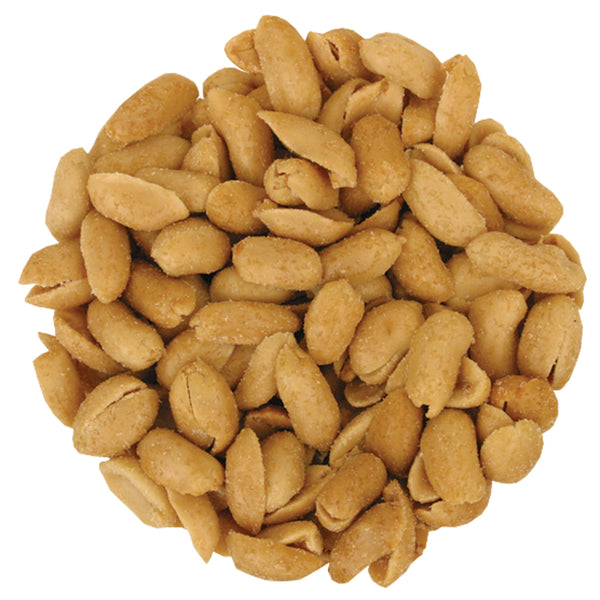 Roasted and Salted Peanuts – 1lb bag