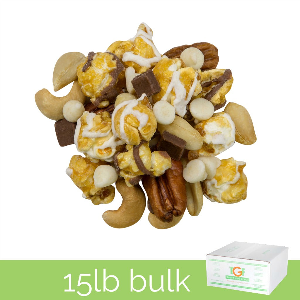 Poppin' Nut Crunch - 15lb box