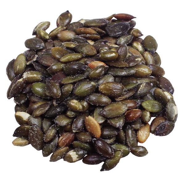 Roasted & Salted Pumpkin Seeds - 1lb bag