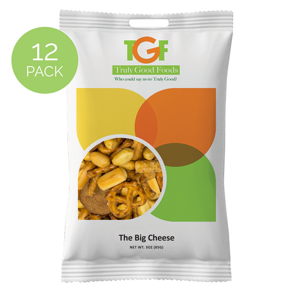 The Big Cheese® – 12 pack, 2oz snack bags