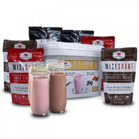 WISE Company Emergency Meal Replacement Shakes