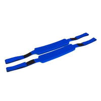 Kemp USA Replacement Straps For Head Immobilizer (Sold In Pair)
