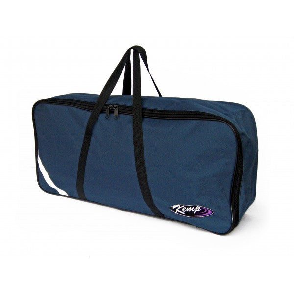Kemp USA Navy Blue Collar Bag