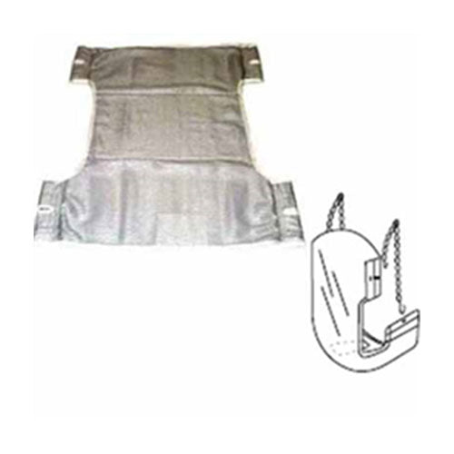 Hoyer Dacron Mesh Sling with Head Support