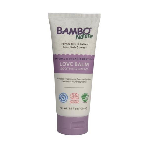 Abena Bambo Nature Love Balm Soothing Cream (6 Tubes per Pack)