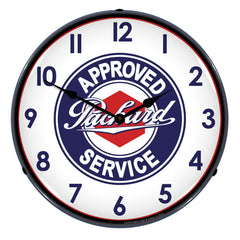 "Packard 14"" LED Wall Clock"