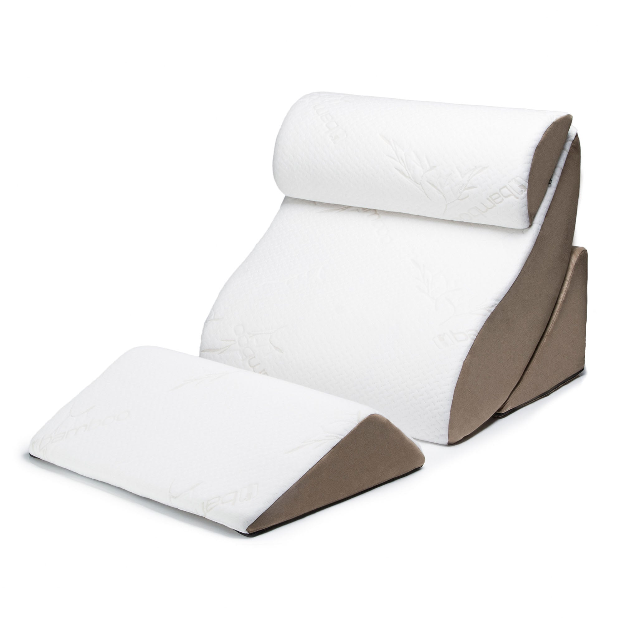 Avana Kind Bed Orthopedic Support Pillow Comfort System