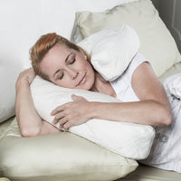Avana Uno Memory Foam Snuggle Pillow for Side Sleepers