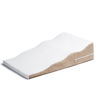 Avana Wavy Slant Support Pillow for Side Sleepers