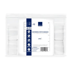 Abena Conforming Stretch Bandages (12 per Box)