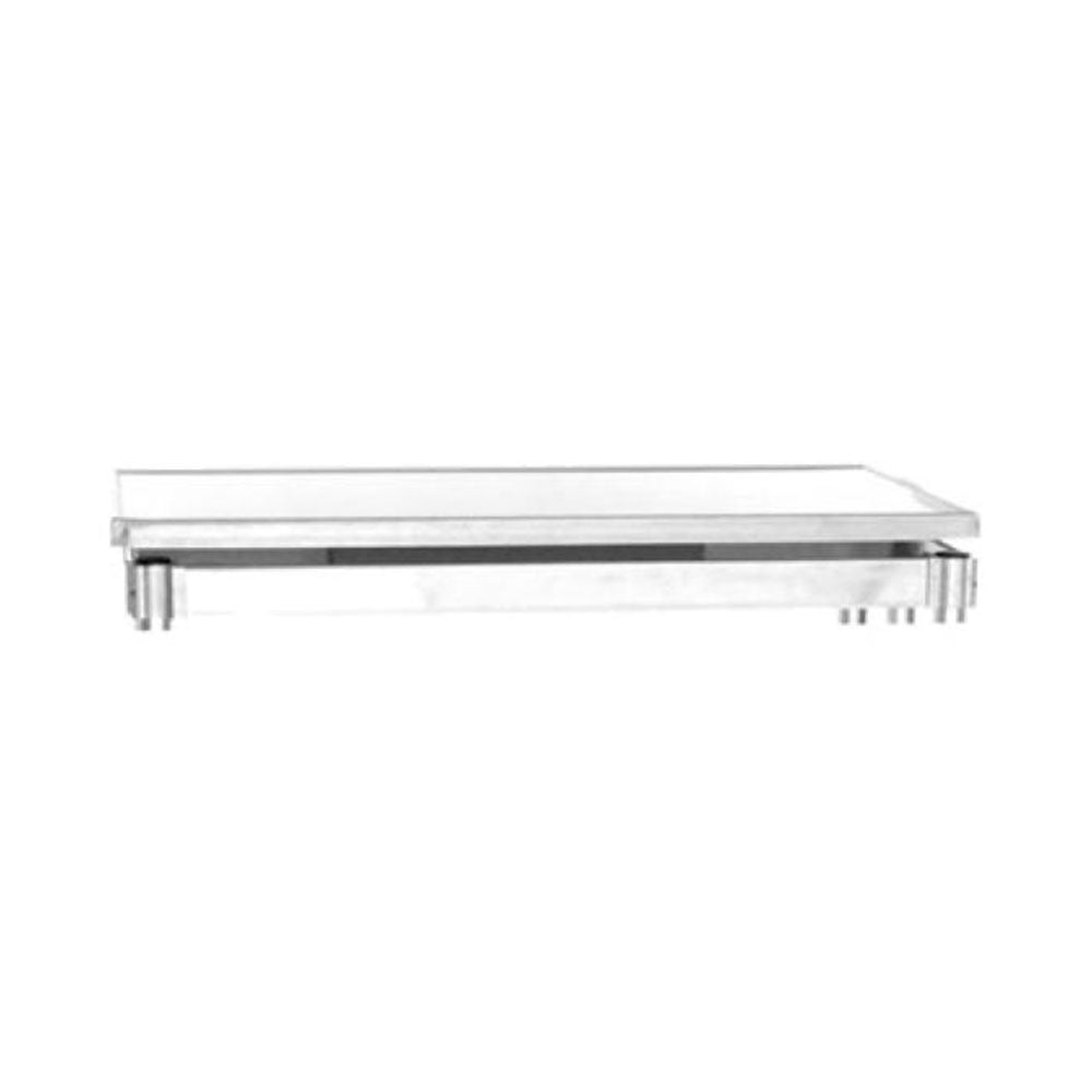 PVI Food Service Stainless Steel Top for Work Table