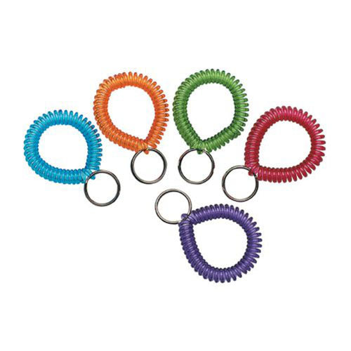 MMF Industries™ Assorted Colors Wrist Coils