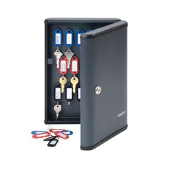 MMF Industries™ STEELMASTER® Security Key Cabinets 30 Key Capacity