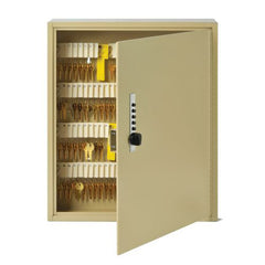 MMF Industries™ STEELMASTER® Uni-Tag Key® Cabinet with Simplex® Lock 120 Key Capacity