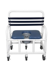 Mor-Medical Deluxe New Era Infection Control Shower Commode Chair