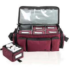 MMF Industries™ Med-Master® Locking Medication Transport Bag